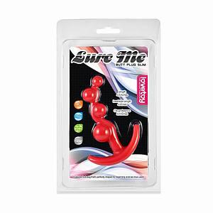 Силіконові анальні кульки LURE ME Silicone Anal Toy