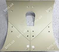 Захисний лист (комплект А1 + 2М) 5 мм, без болтів