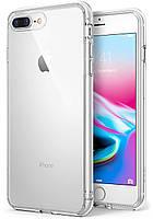 Прозрачный чехол для iPhone 8 Plus