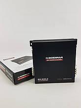 Автомобильный усилитель звука Boschman BM Audio BM - 600. 2