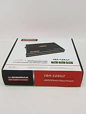 Автомобильный усилитель звука Boschman BM Audio BM - 600. 2, фото 3