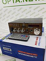 Интегральный Усилитель звука BM AUDIO BM-606BT FM USB
