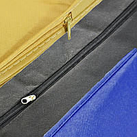 Чехол для одежды 60*100 см. Ткань. Черный.