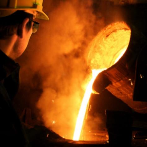 Литье металлов по газифицируемым моделям