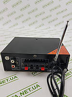 Інтегральний Підсилювач звуку BSW BS-701BT Bluetooth