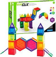 Конструктор Guidecraft PowerClix Solids 94 деталей Разноцветный (2731904)