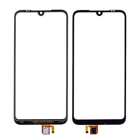 Тачскрин для Xiaomi Redmi 7 чёрный, фото 2