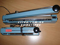 Запайщик импульсный настольный 300мм с ножом