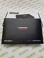 Интегральный Усилитель звука Boschman BM-600.4BT