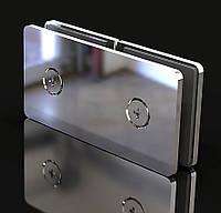 Крепление для стекла Стекло-стекло  180°, фото 1