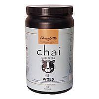 """Сухая смесь Chocolatte Chai """"Green tea"""" (зелёный чай) 1кг."""