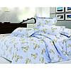 Постельное белье в кроватку Viluta ткань Ранфорс жирафики