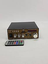 Усилитель звука Boschmam ВМ-606 BT