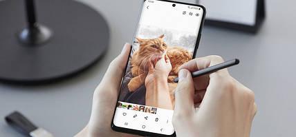 Samsung представляет Galaxy S21 Ultra, улучшает систему камер и совместим с S Pen