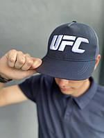 Тракер кепка UFC серый Большой логотип, фото 1