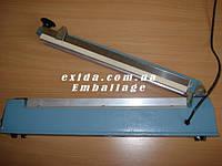 Запайщик импульсный настольный 400мм с ножом