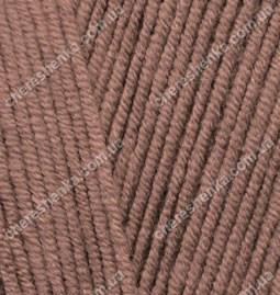 Нитки Alize Cotton Gold 493 коричневый