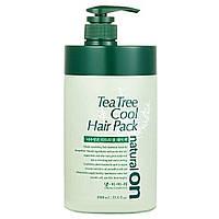 Натуральная освежающая маска на основе чайного дерева Daeng Gi Meo Ri Tea Tree Cool Hair Pack 1000 мл