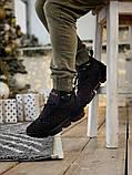 Кросівки чоловічі Nike LeBron 16 в стилі найк Леброн Чорні (Репліка ААА+), фото 6