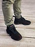 Кросівки чоловічі Nike LeBron 16 в стилі найк Леброн Чорні (Репліка ААА+), фото 7