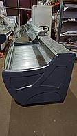 Витрина Колд 1,8 м. бу. прилавок торговый бу. холодильное оборудование