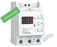 Терморегулятор terneo sn на 32 ампера