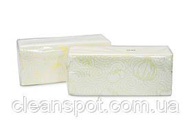 Рушники паперові V Garden білі 2-шар 120шт Eco Point