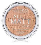Матирующая пудра Catrice All Matt Plus – Shine Control Powder (030 Warm Beige), 10 г