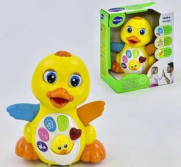 Музыкальный детский утенок Игрушка для детей музыкальная Музыкальная игрушка для ребенка от 1-го года