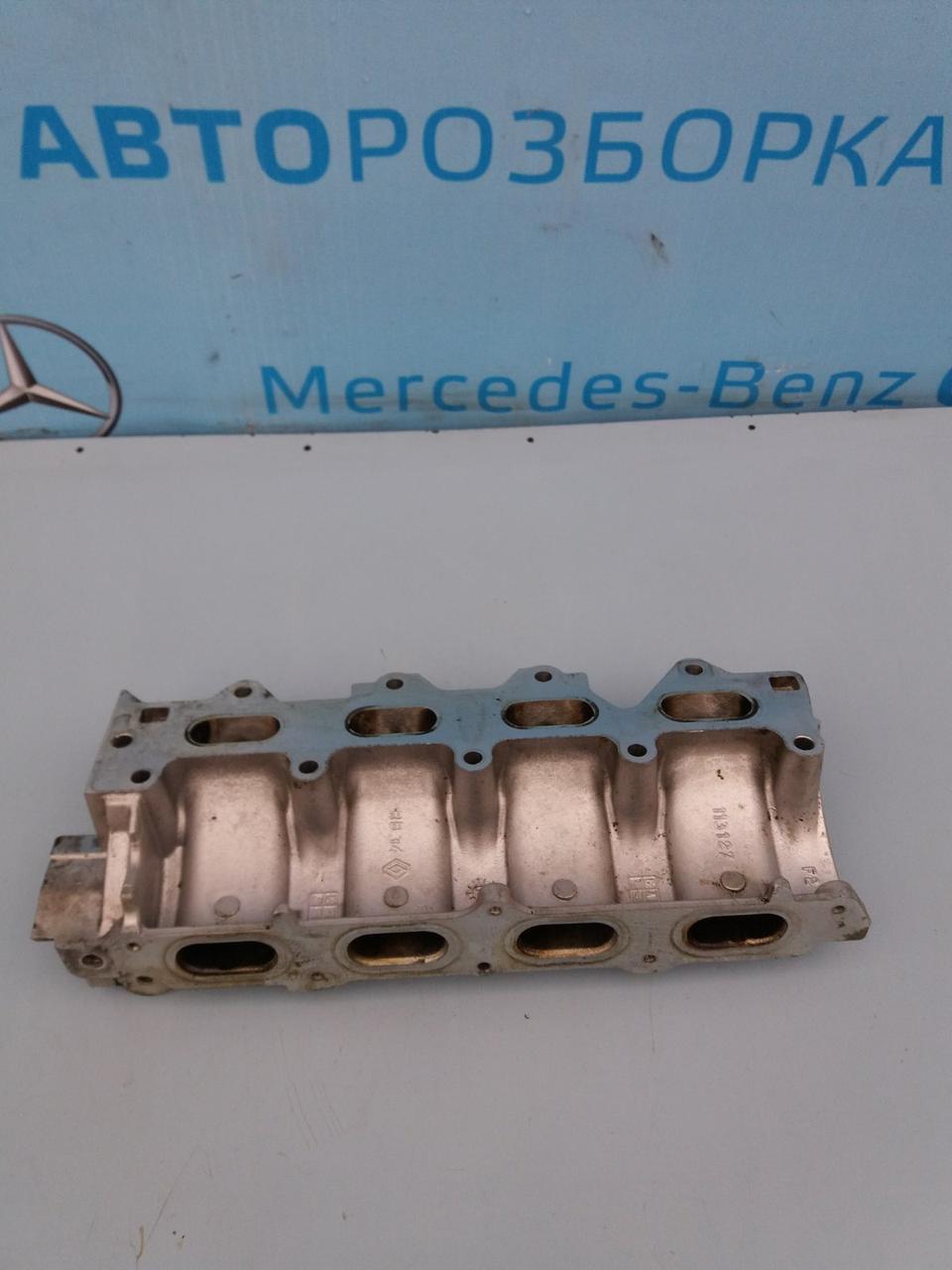 Коллектор впускной Renault Kangoo 1.6 бензин Рено Кенго 2008-2013 г. в.