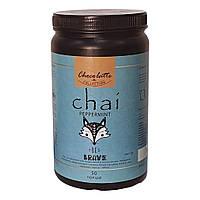 "Суха суміш Chocolatte Chai ""Pepermint tea"" (м'ятний чай) 1кг."