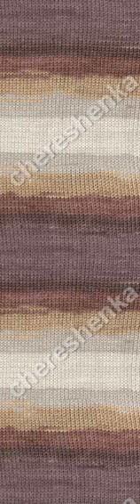 Нитки Alize Cotton Gold Batik 3300