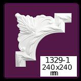 Молдинг для стен  Home Décor 1329 (2.44м)  , лепной декор из полиуретана, фото 3