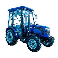 Трактор Foton FT354HXC 35л.с., 4*4, кабина.