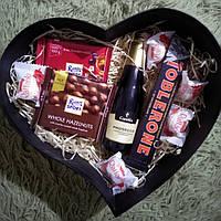 Оригінальний подарунковий набір бокс у коробці, стильний подарунок чоловікові до будь якого свята Gift Box
