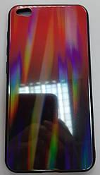 Чехол силиконовый Coverphone Xiaomi Redmi Go Red pattern
