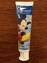Дитяча зубна паста, Crest, kid's Toothpaste disney's Mickey, 119грам