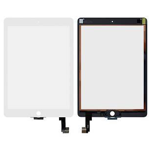 Сенсорный экран для iPad Air 2, белый