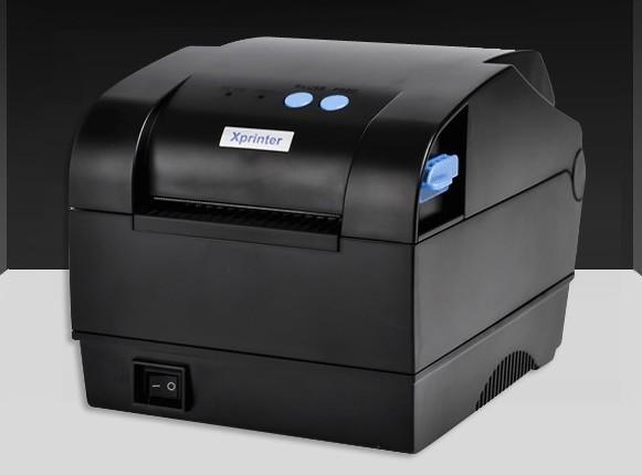 Чековый принтер 80мм, принтер этикеток, термопринтер Xprinter XP-330B 80мм, (XP-365B old)
