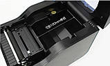 Чековый принтер 80мм, принтер этикеток, термопринтер Xprinter XP-330B 80мм, (XP-365B old), фото 4