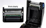 Чековый принтер 80мм, принтер этикеток, термопринтер Xprinter XP-330B 80мм, (XP-365B old), фото 5