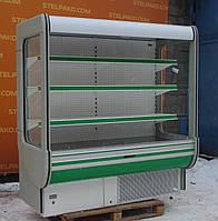 Холодильная горка (регал) «Cold R-18» 1.9 м., (Польша), нового образца, Б/у, фото 1
