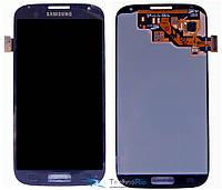 Дисплей с тачскрином Samsung Galaxy S4 i9500 / i9505 / i337 темно-синий Оригинал