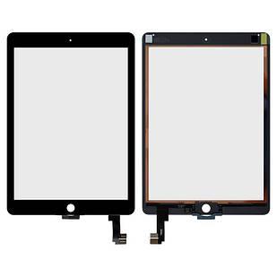 Сенсорный экран для iPad Air 2, черный