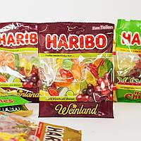Желейные конфеты Haribo Weinland 200гр. (Германия)