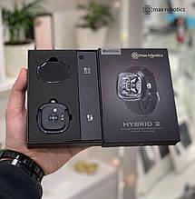 Гібридні смарт годинник Smart Watch Max Robotics Hybrid 2
