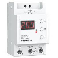 Терморегулятор terneo xd для охлаждения и вентиляции, фото 1