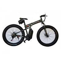 Электровелосипед складной  Раптор 1000