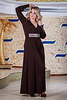 ДТ1021 Вечернее платье размеры 50-52