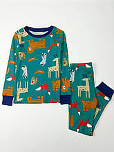"""Пижама Картерс для мальчика """"Лесные зверюшки"""""""
